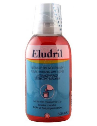 ELUDRIL 500ML