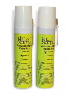 KALKA SPRAY NEO DENTAL- CZERWONA