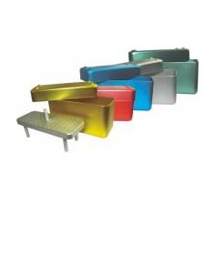 ENDOBOX MINI CZERWONY 104x44x54