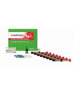 CHARISMA CLASSIC SYRINGE COMBI KIT 6x4G (A1,2xA2,2xA3,A3.5)+GLUMA2BOND 4g