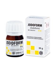 JODOFORM 30g CHEMA