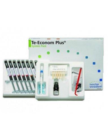 TE-ECONOM PLUS SYSTEM PACK 8x4G (A1, 3xA2, 2xA3, A3.5, B2)